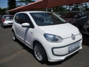Used Volkswagen Move Up! 1.0 3Dr  Kwazulu Natal