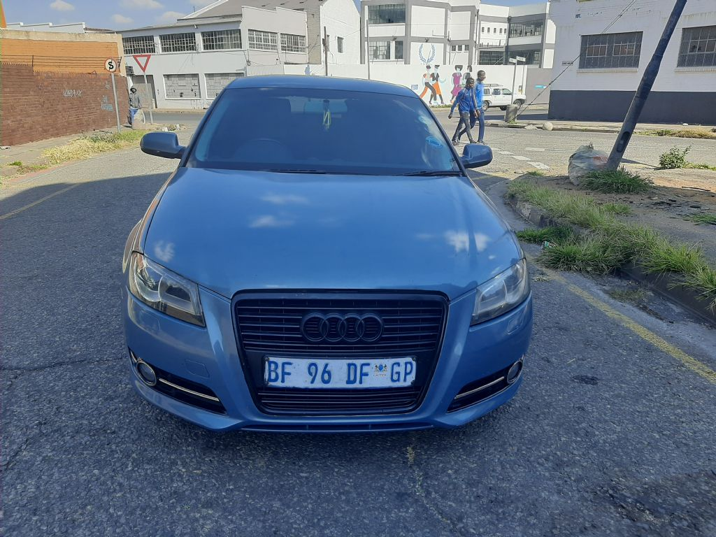 2011 Audi A3 1.4T FSi Attraction S-Tronic