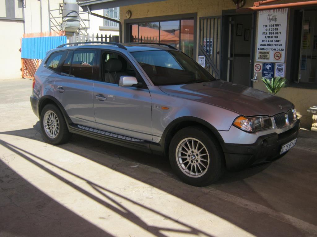 2005 bmw x3 3.0i auto