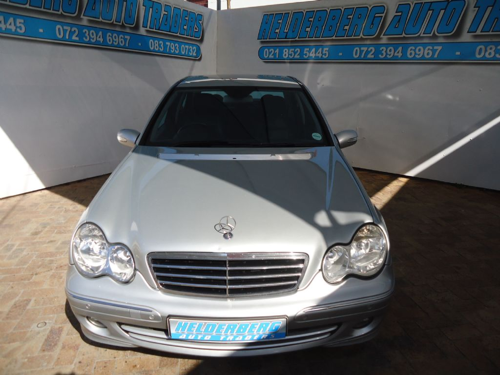 2006 Mercedes-Benz C220 CDi Avantgarde