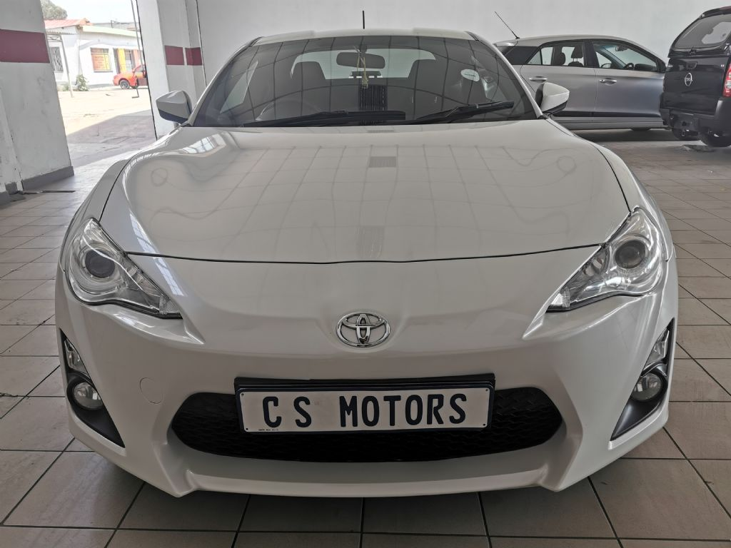 2014 Toyota 86 2.0 Limited Edition