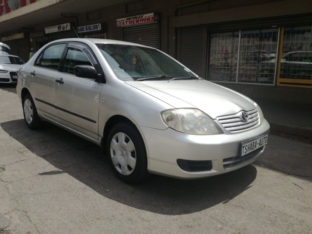 Used Toyota Corolla For Sale >> Used Toyota Corolla 160i Gle For Sale In Gauteng 2313639 Surf4cars