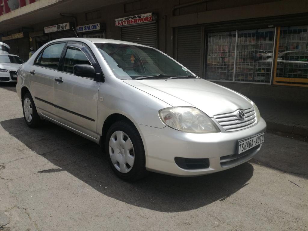 Toyota Corolla Used >> Toyota Corolla 160i Gle For Sale In Gauteng
