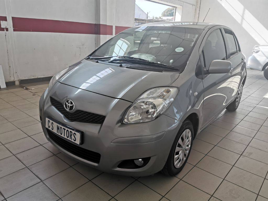 2011 Toyota Yaris T3+ 5Dr