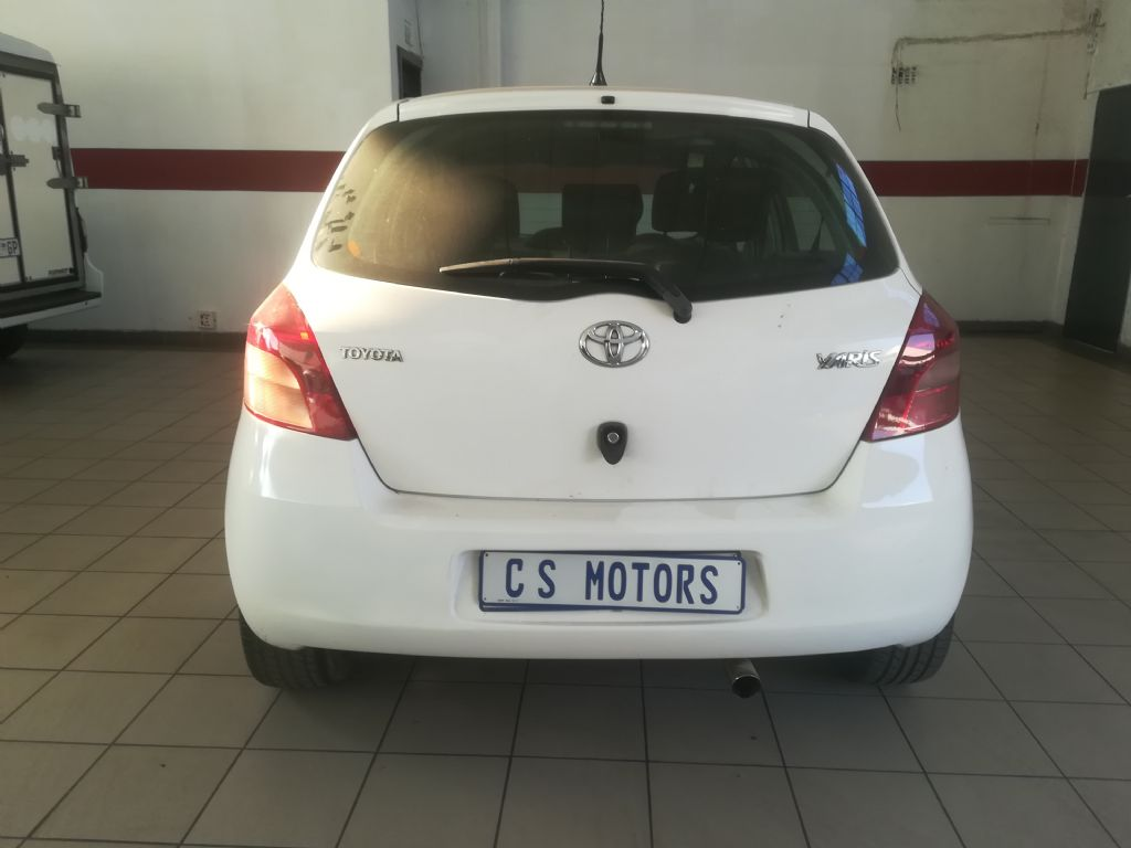 2007 Toyota Yaris T3 A-C 5Dr