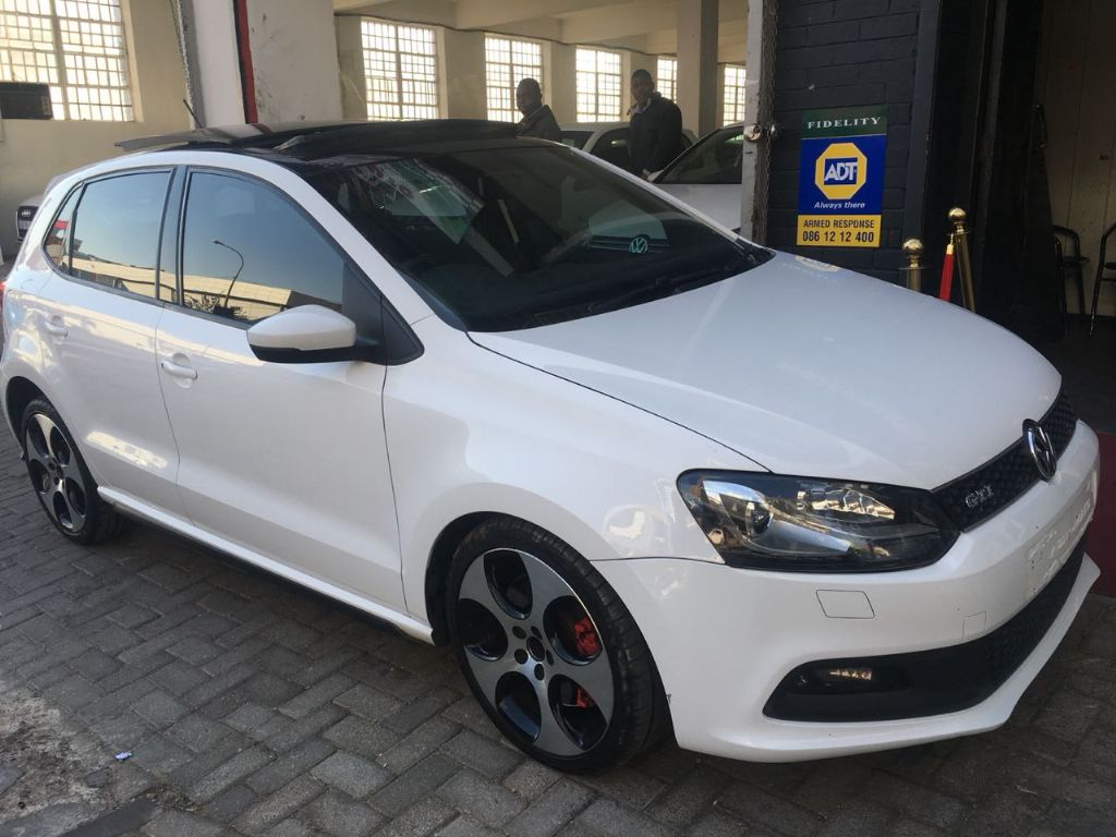 Used Volkswagen Polo Gti 1 4tsi Dsg For Sale Id 2365595 Surf4cars