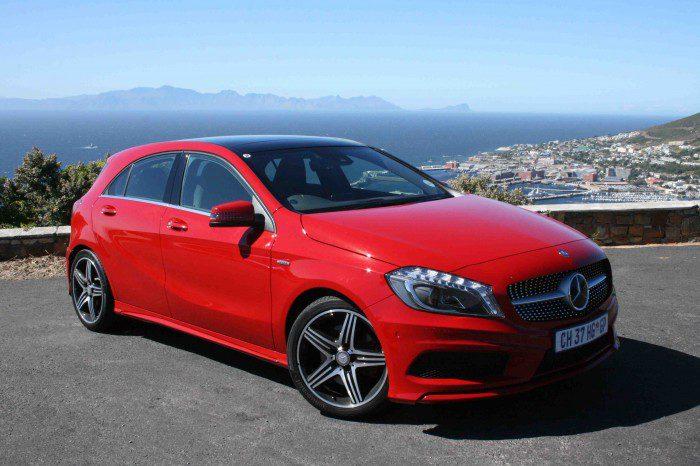 Mercedes-Benz A250 Sport In Cape Town
