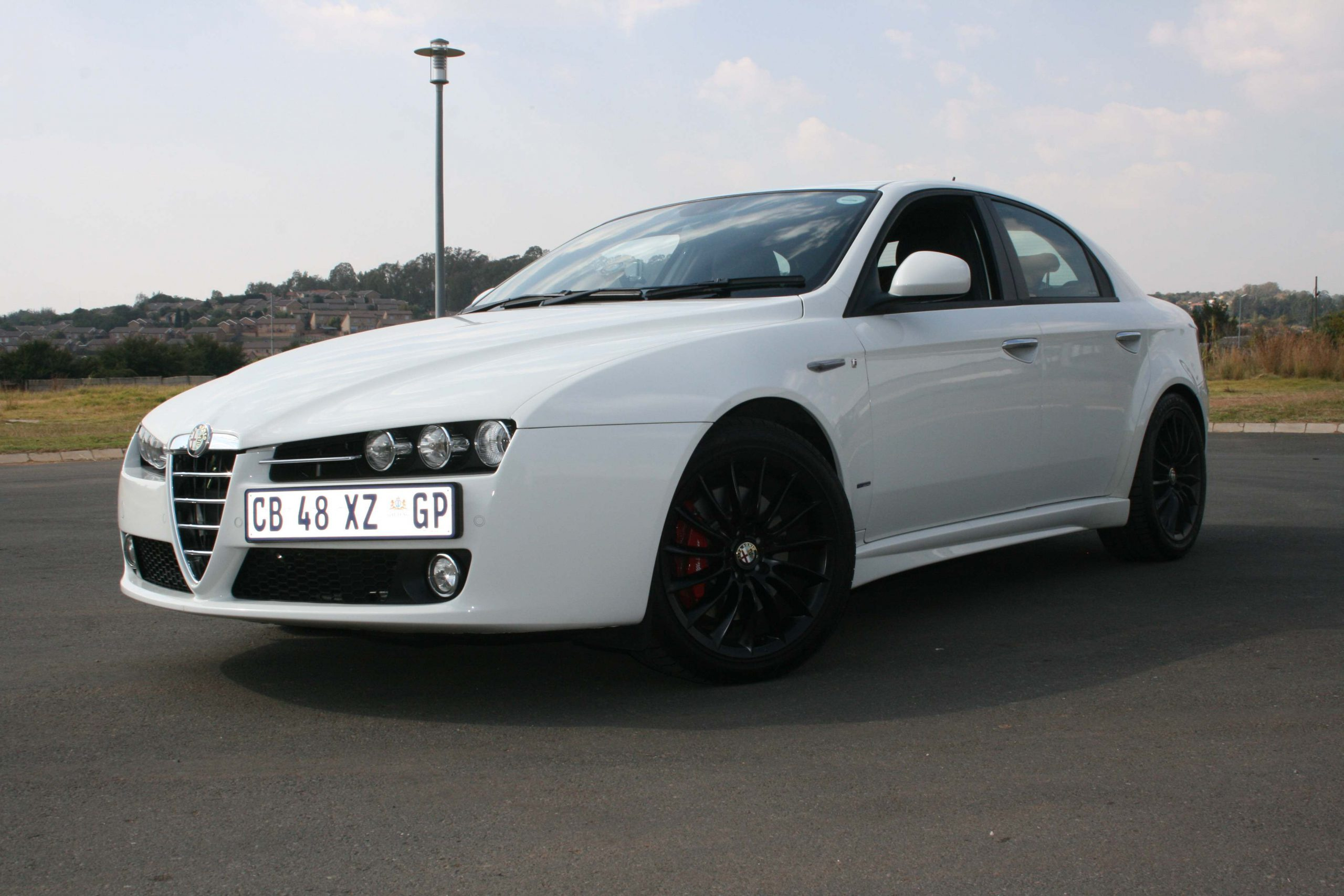 Buying Used: 2012 Alfa Romeo 159