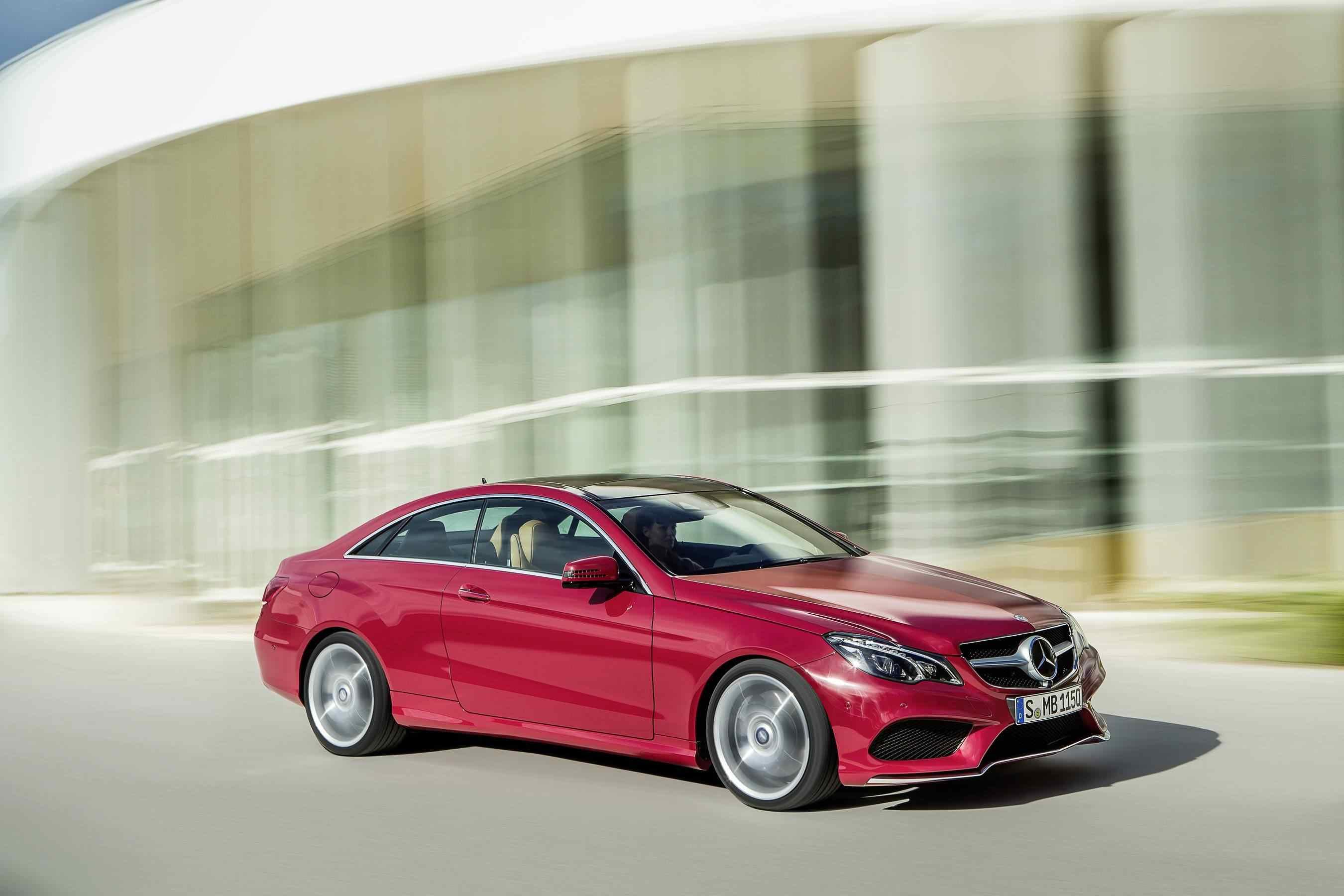 2013 Mercedes-Benz E-Class – Launch Drive