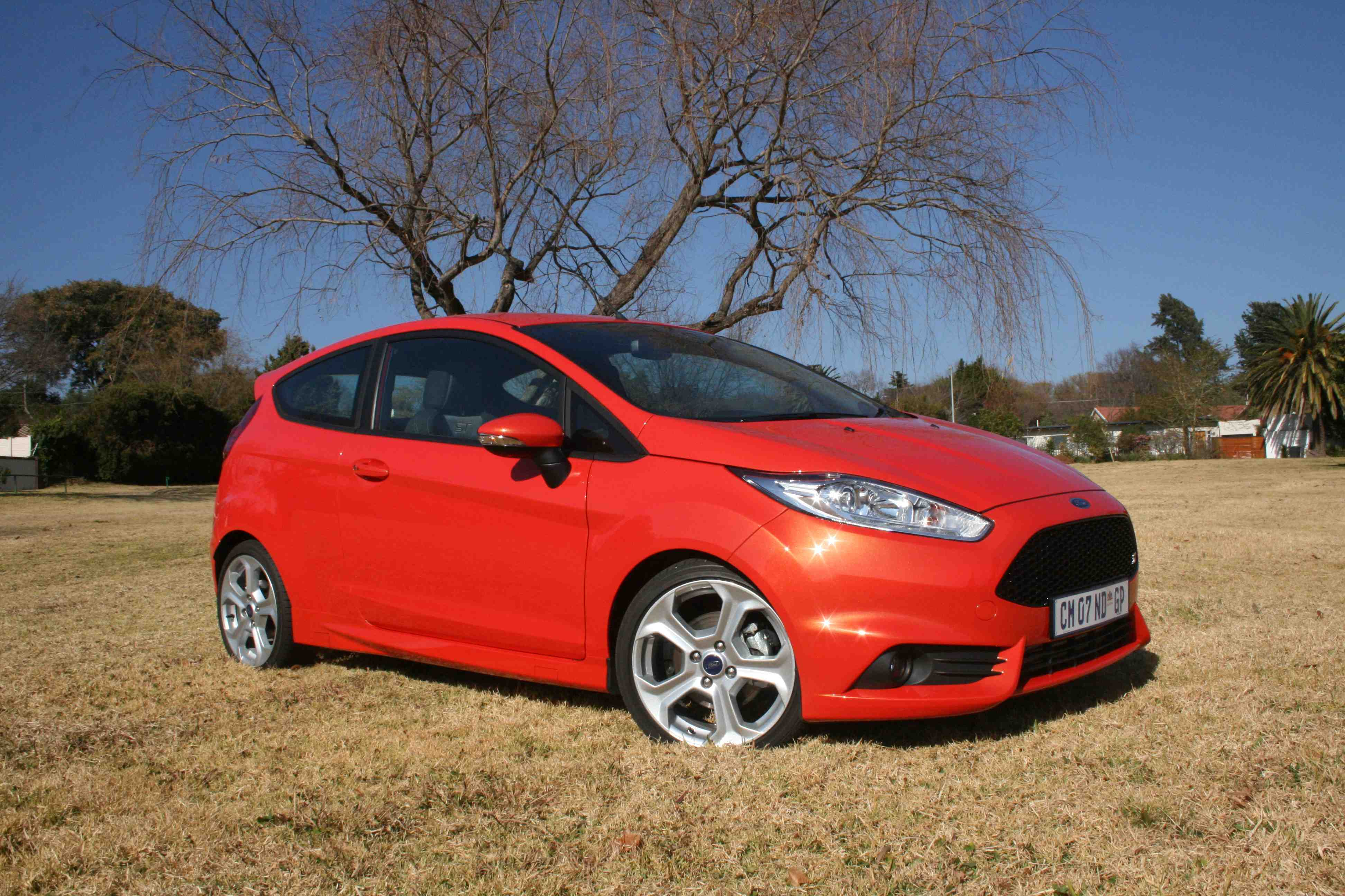 Review: 2013 Ford Fiesta ST