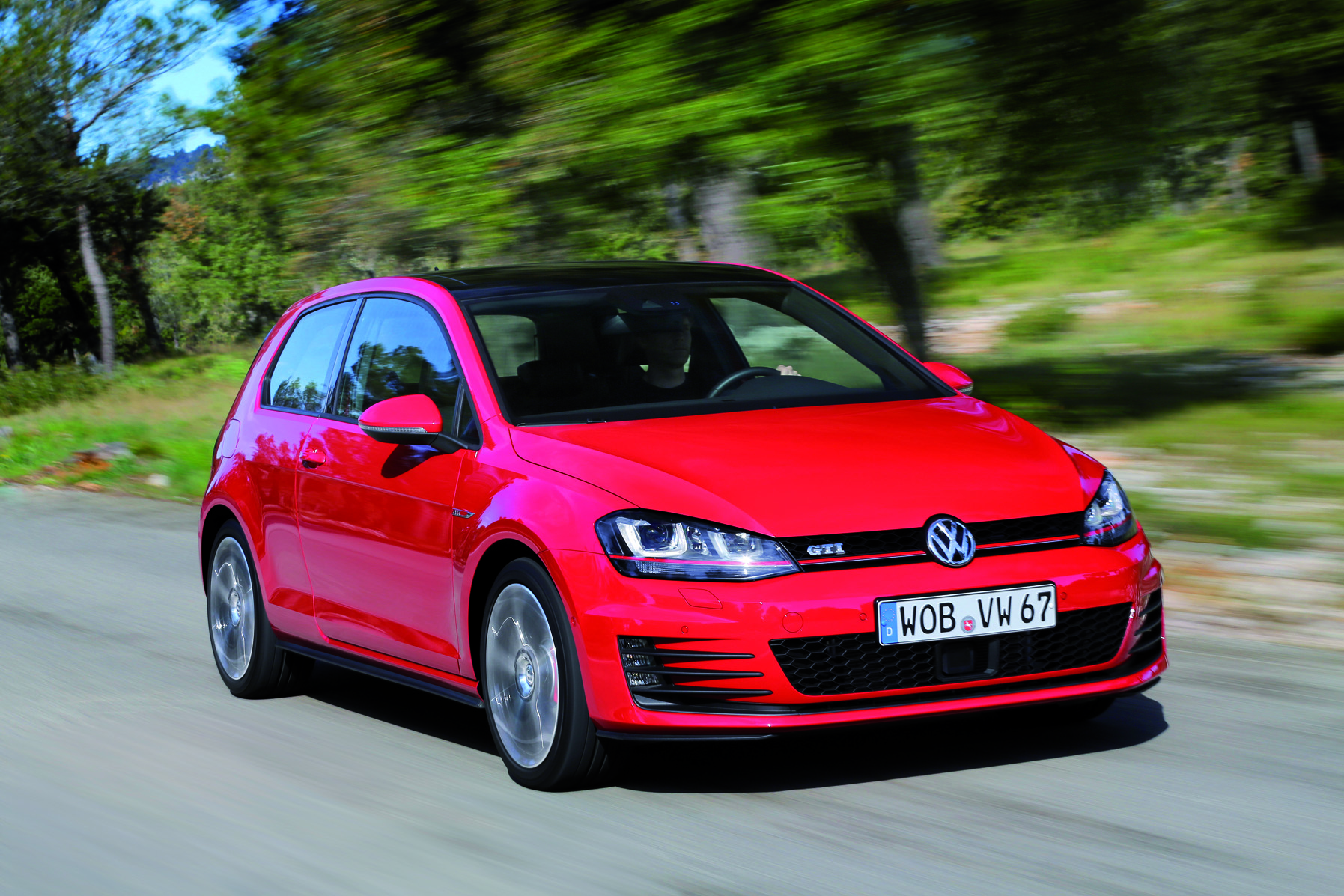 golf 7 gti we 39 ve got prices motoring news. Black Bedroom Furniture Sets. Home Design Ideas