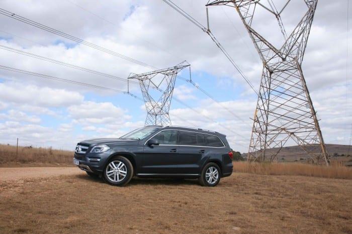 Mercedes GL 2