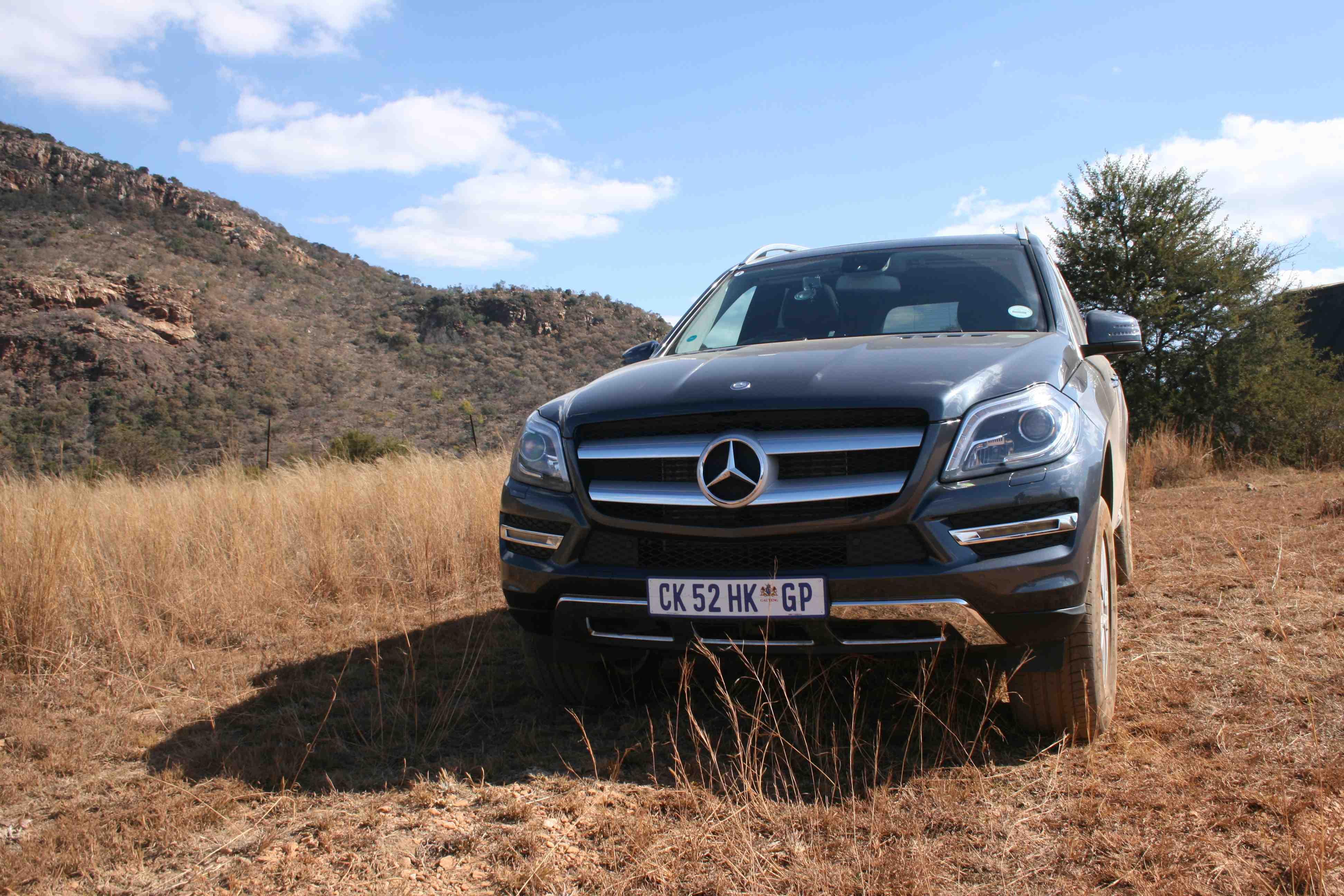 Review: 2013 Mercedes-Benz GL 350 CDI