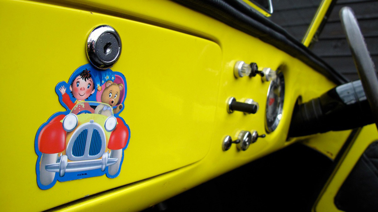 Noddy's Car For Sale – We're Not Toying Around