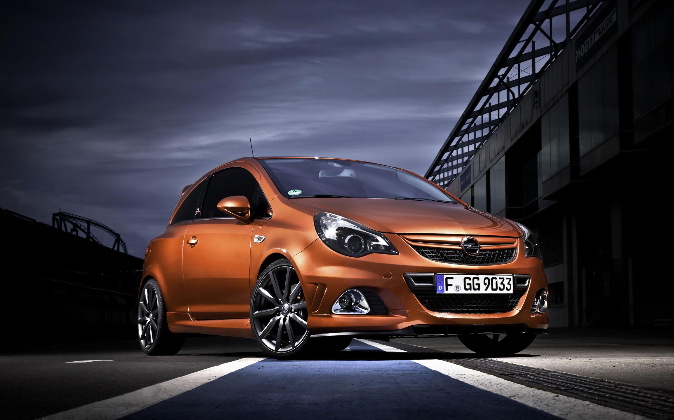 Confirmed: Nurburgring Opel Corsa OPC For SA