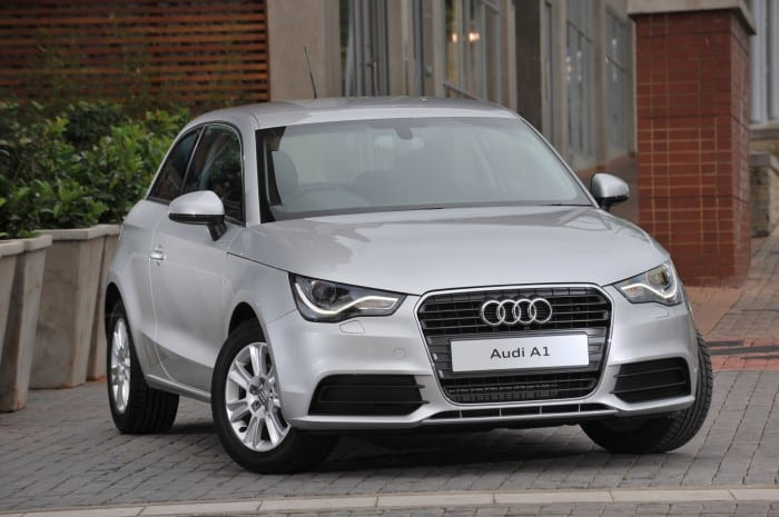 Audi A1 1.2TSI