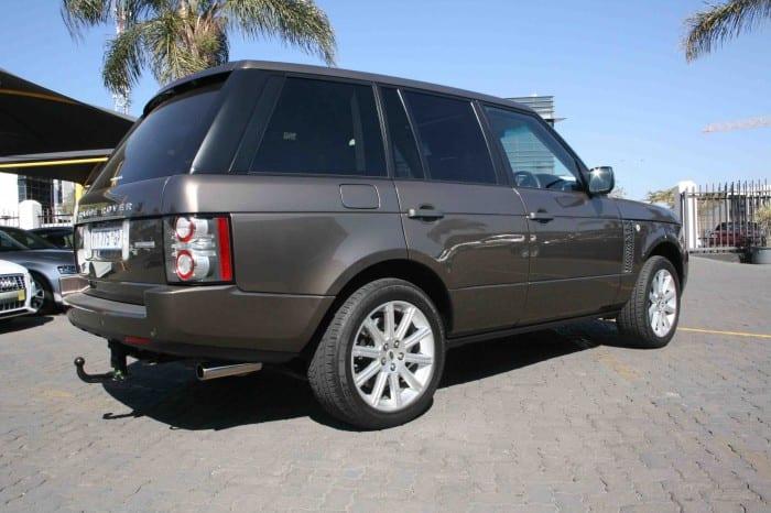 Used Range Rover 3