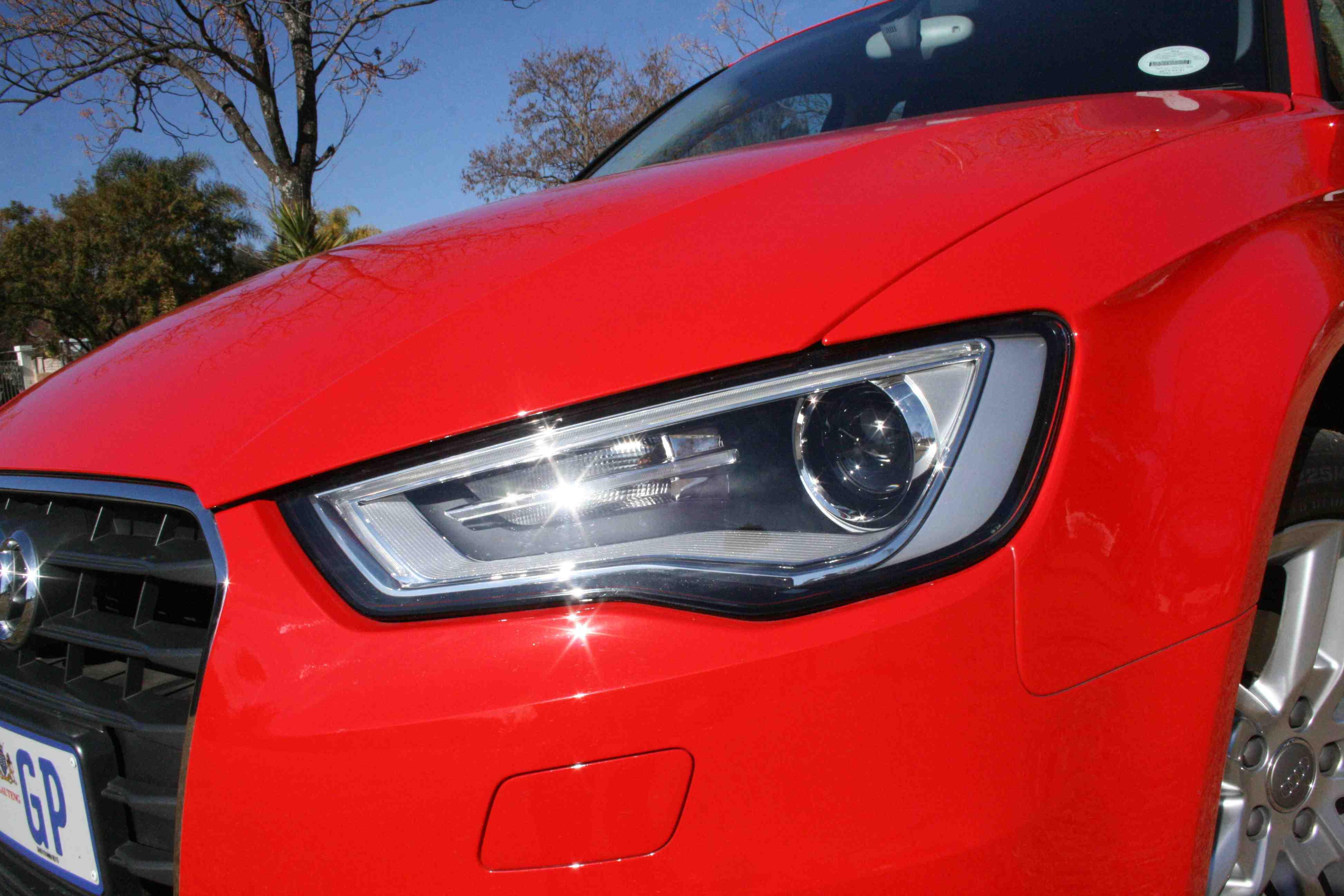 Review: 2013 Audi A3 Sportback 1.6TDI