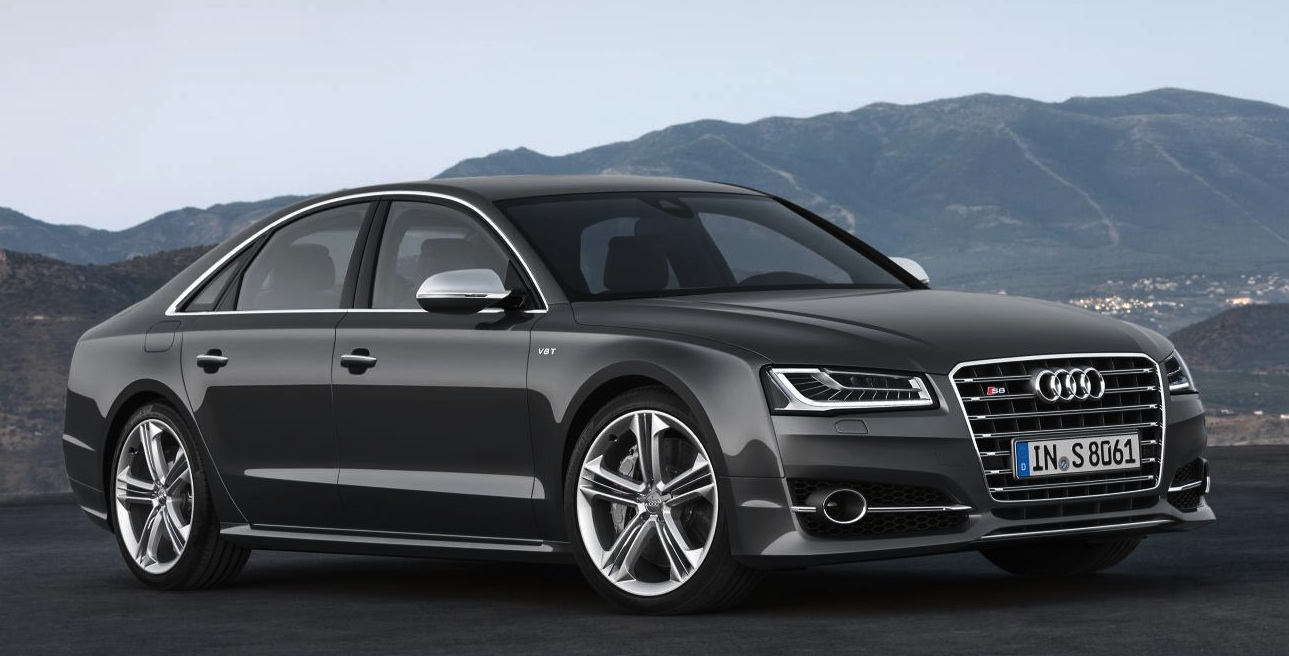 Updated Audi A8 And S8: More Luxury For Mr. Transporter