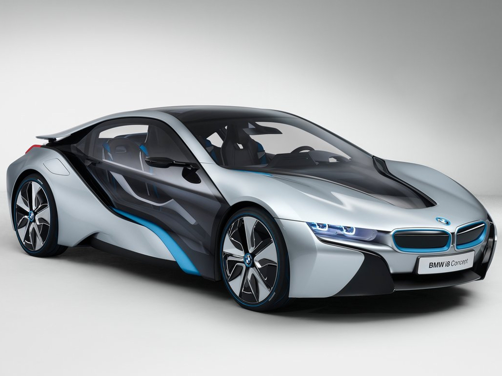 mean but green bmw i8 hybrid supercar detailed motoring news. Black Bedroom Furniture Sets. Home Design Ideas