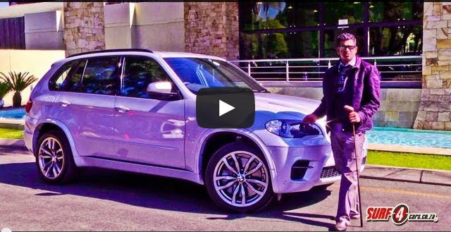 2013 BMW X5 M50d Video Review