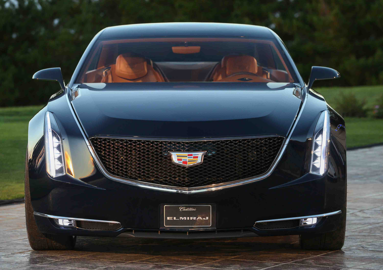 Cadillac Elmiraj Concept Big On Bling