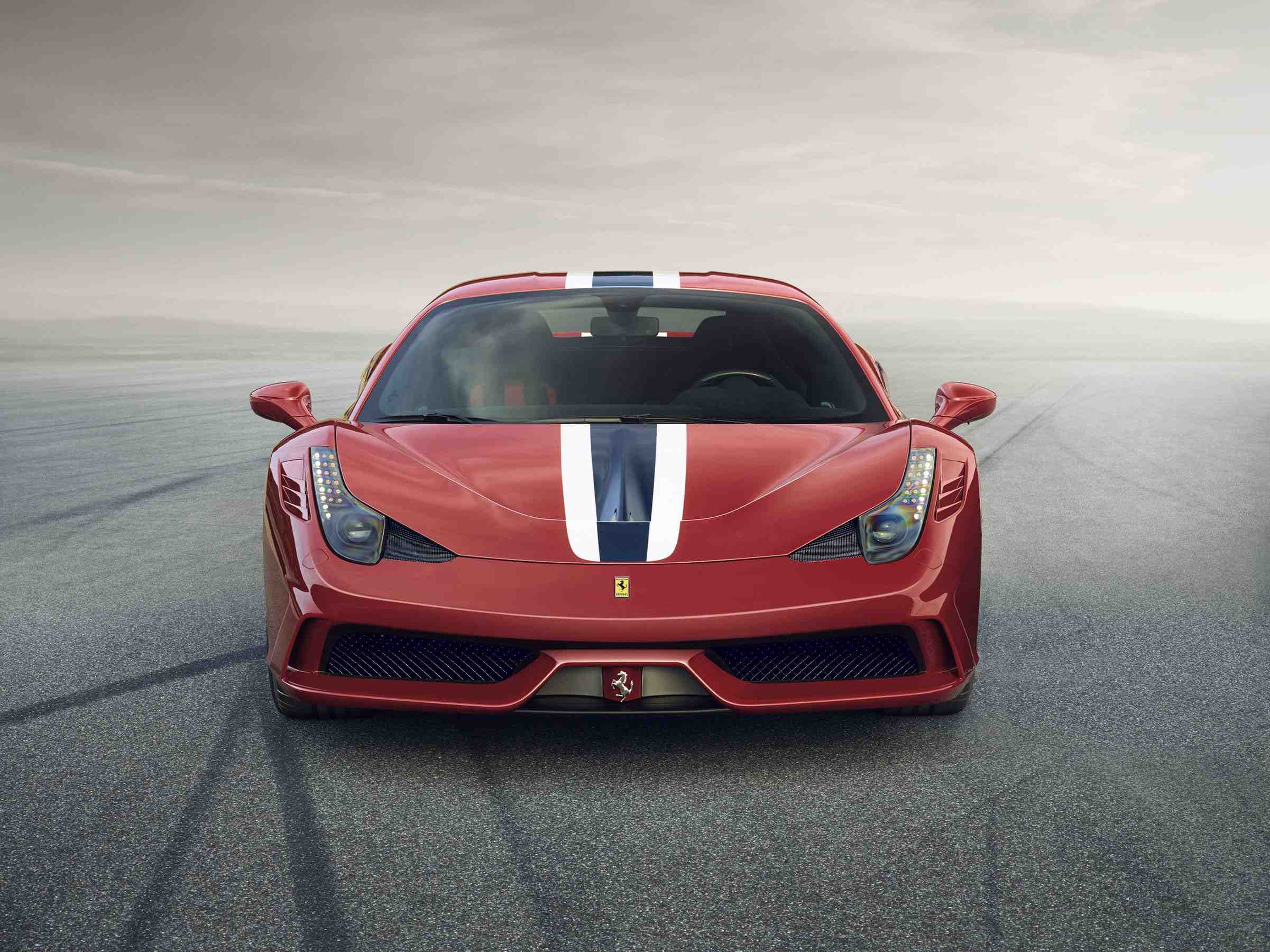 Feast Your Eyes On The Ferrari 458 Speciale