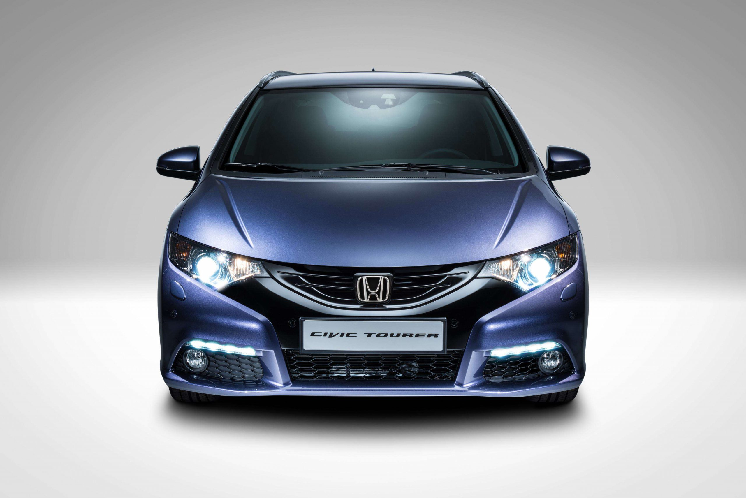 Honda Civic Wagon Unveiled