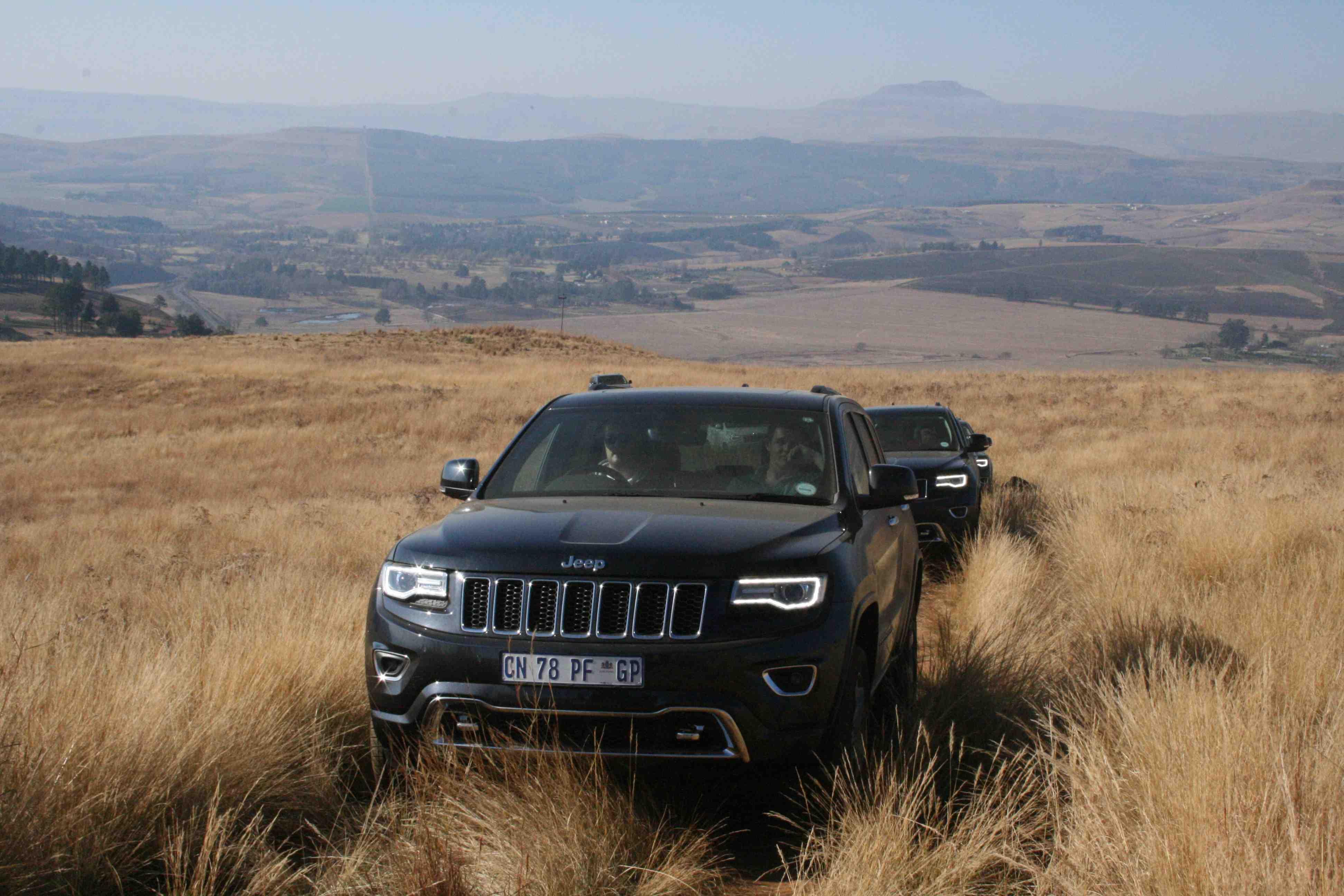 2014 Jeep Grand Cherokee – Launch Drive