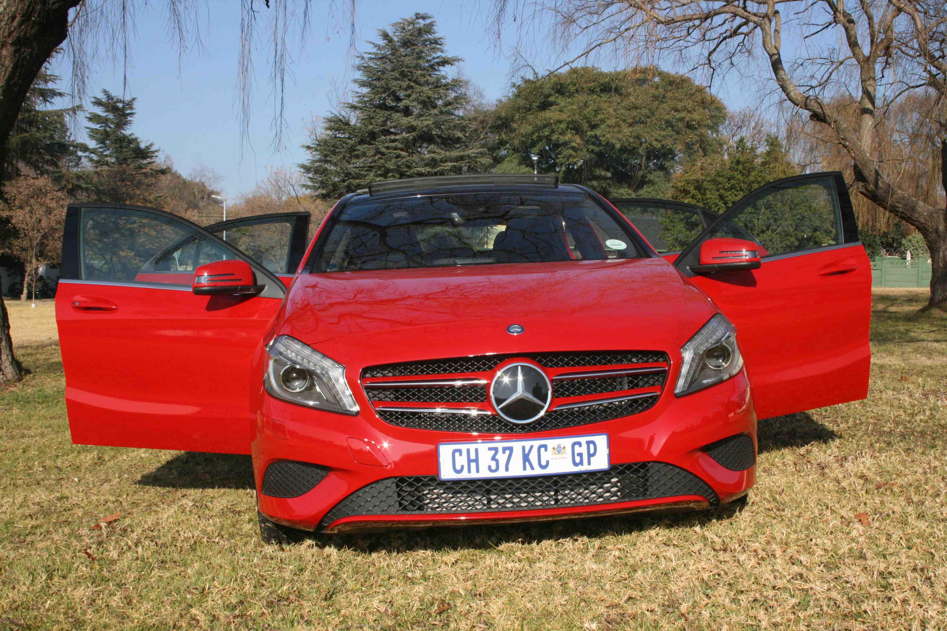 2013 Mercedes-Benz A180 Video Review