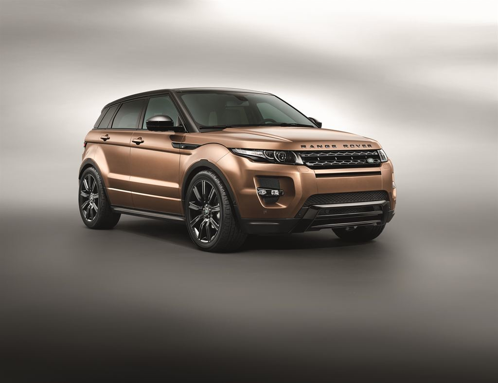 Enhanced Range Rover Evoque Announced