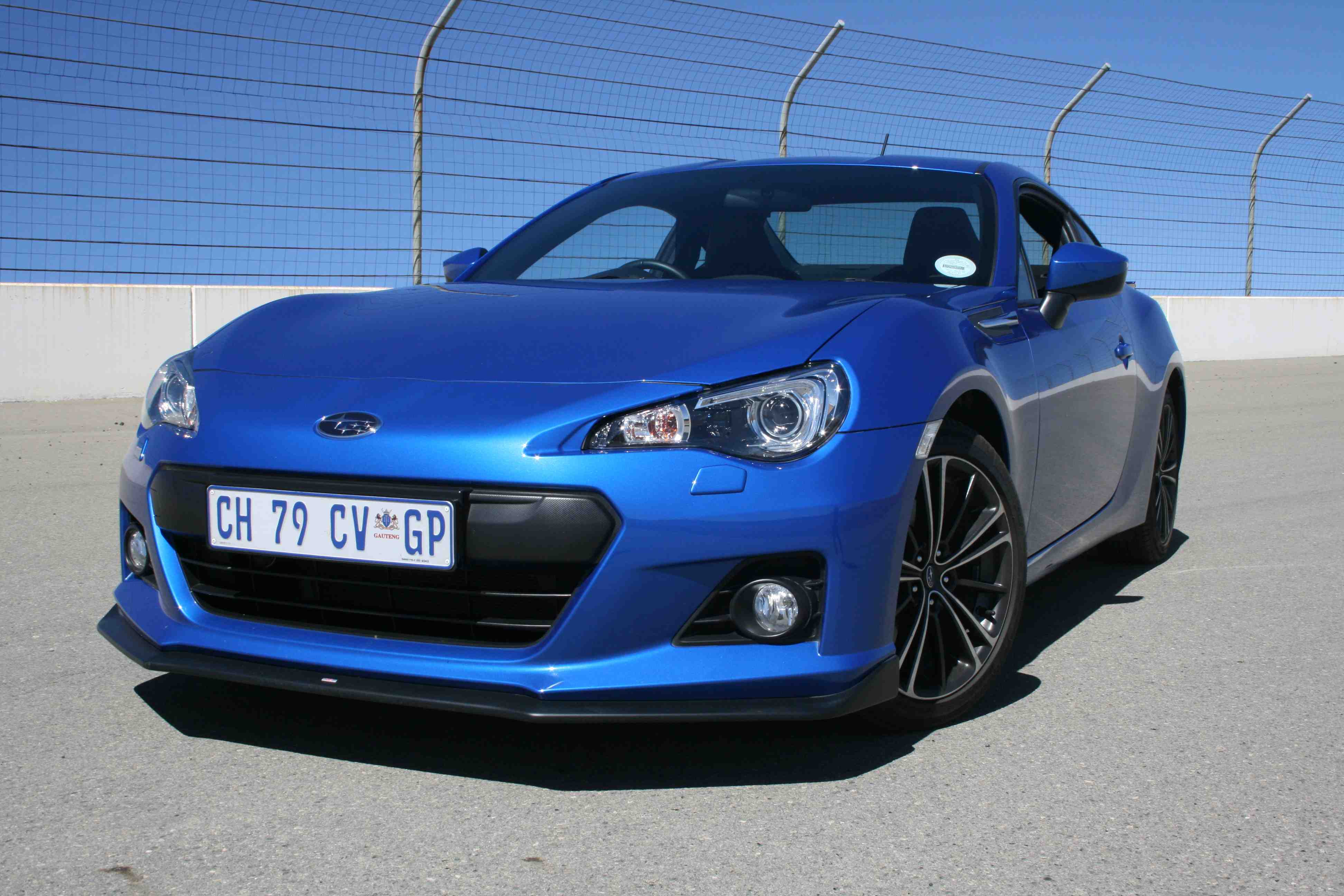 Review: 2013 Subaru BRZ