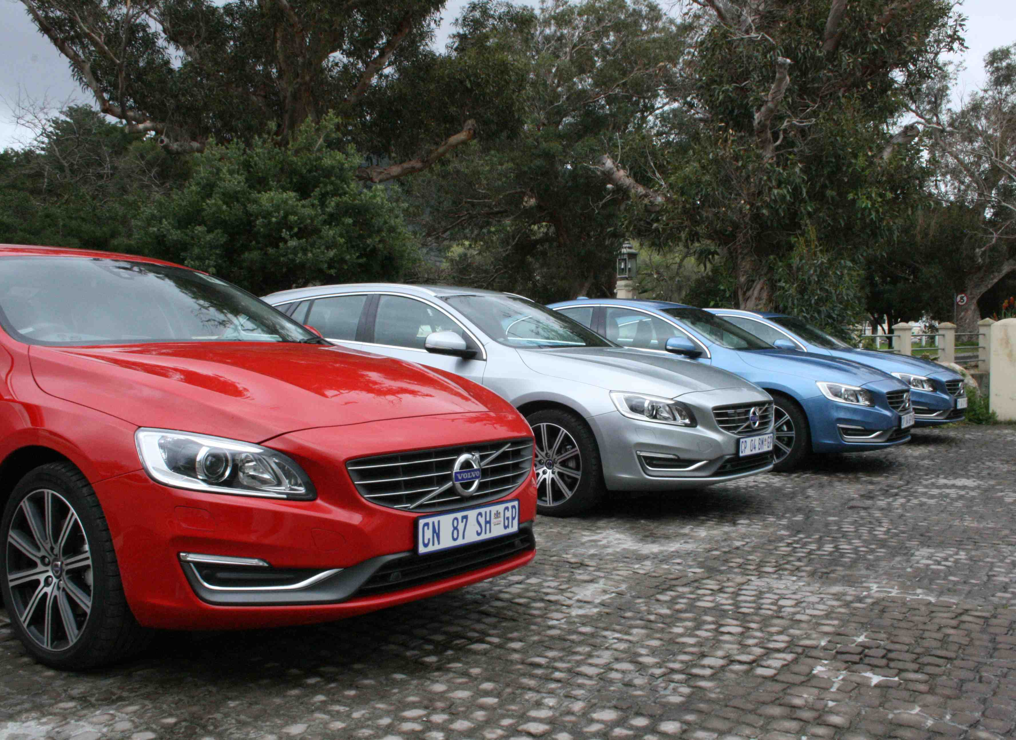 2013 Volvo S60, V60 and XC60 – Launch Drive
