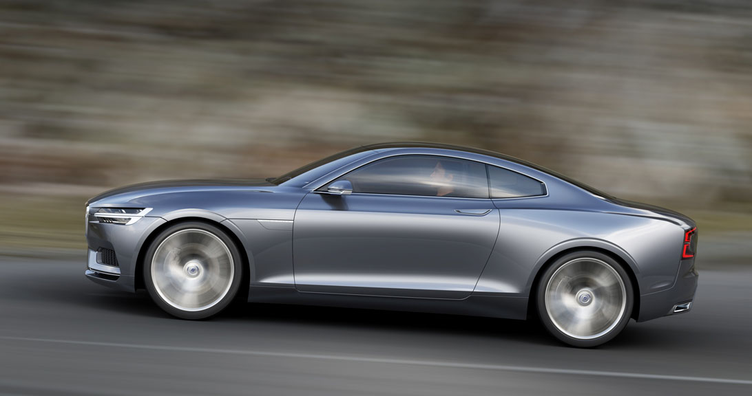 Volvo Concept Coupe: Latest News – Surf4cars