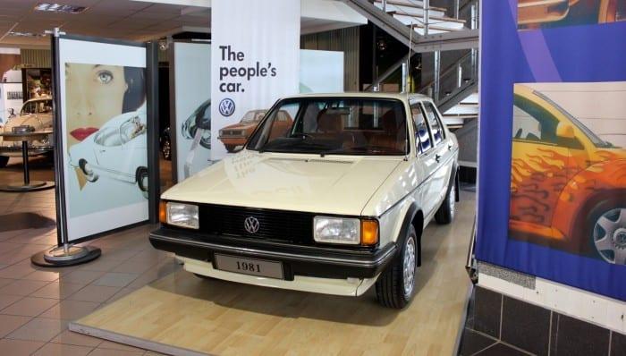 1981 Volkswagen Jetta Uitenhage - Surf4cars