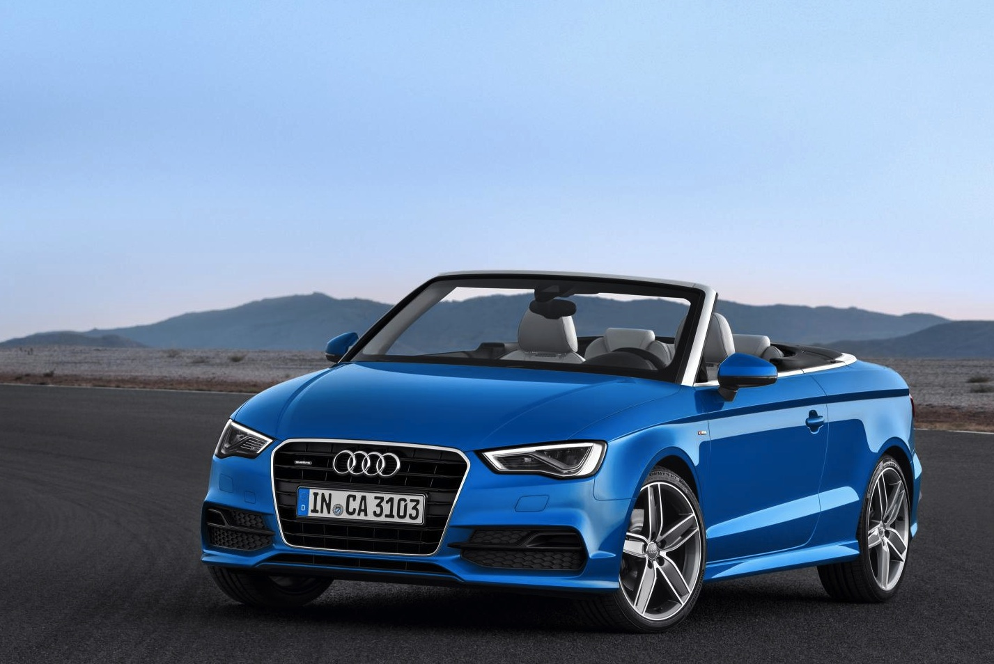 Audi A3 Cabriolet Unveiled, Topless S3 Planned Too: Latest News – Surf4cars