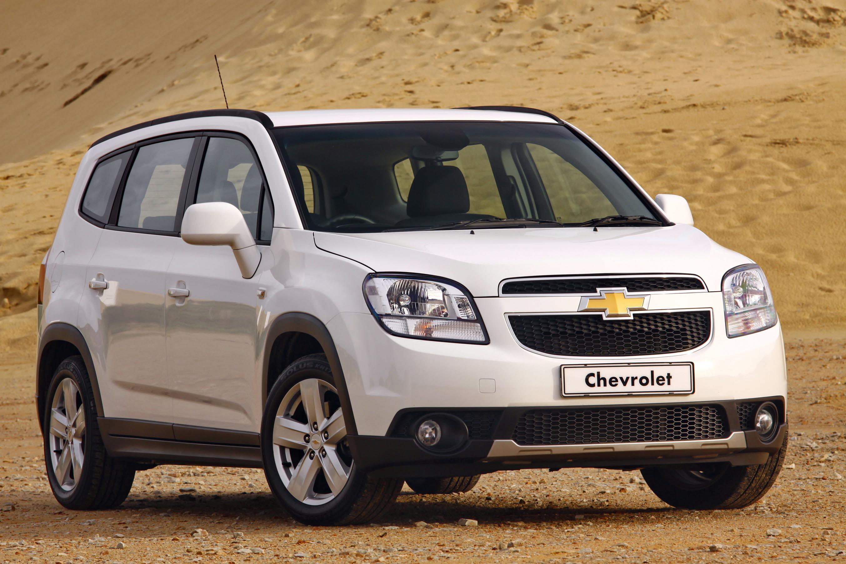 Chevrolet Orlando 1 8 Ls 2013 New Car Review Surf4cars Motoring News