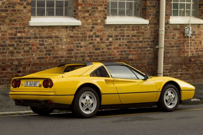 Classic Cars As Investments Feature Co Za