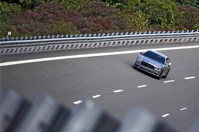 Dodge Charger On Track - Surf4cars