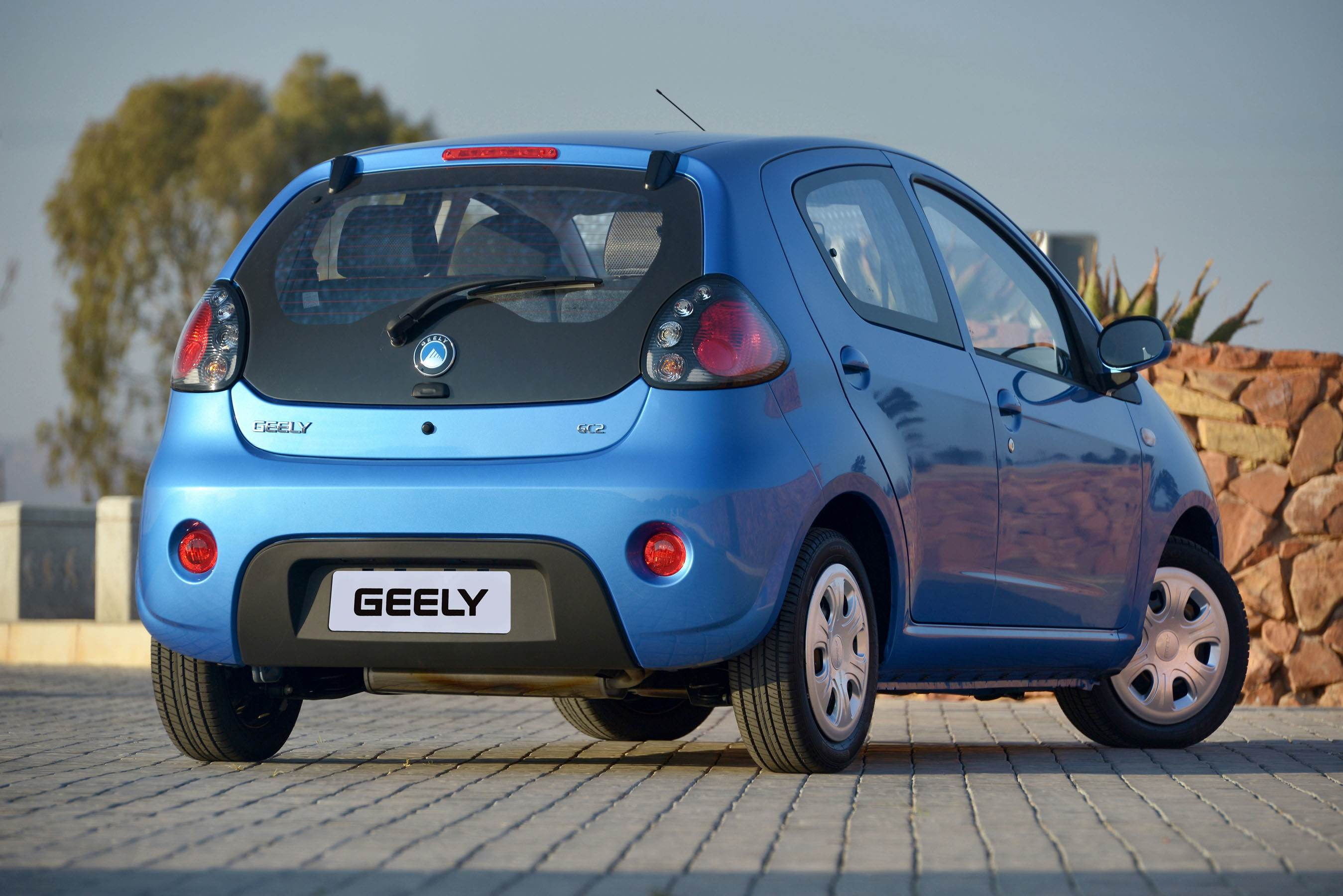 Geely Launches SA's Cheapest New Car: Latest News – Surf4cars