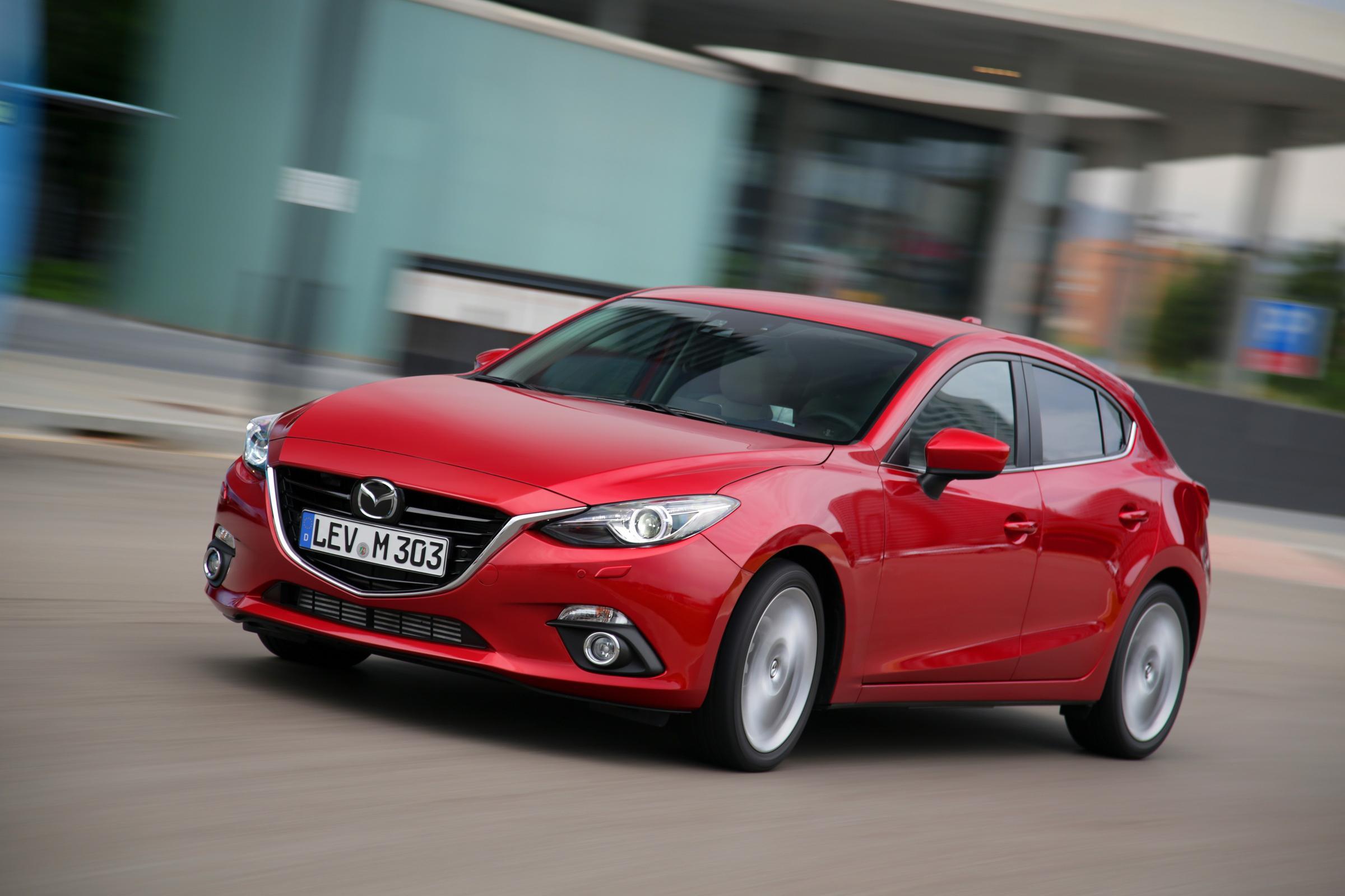 New Mazda 3 For Frankfurt, Unconfirmed For SA: Latest News – Surf4cars