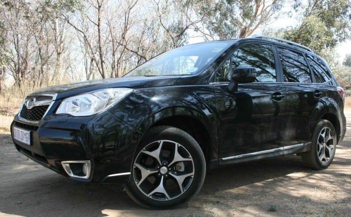 Subaru Forester XT 1