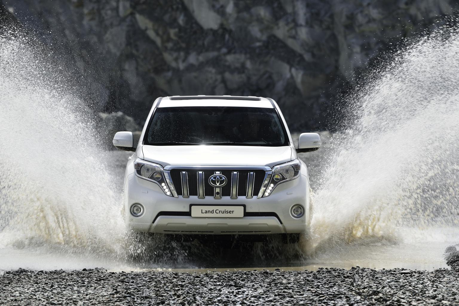 More Luxury For Toyota Land Cruiser: Latest News – Surf4cars