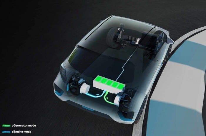 Toyota Yaris Hybrid-R Rear - Surf4cars