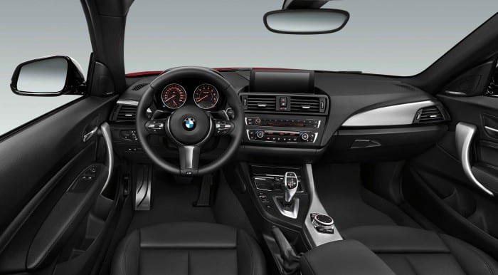 BMW 2-Series Coupe Interior - Surf4cars