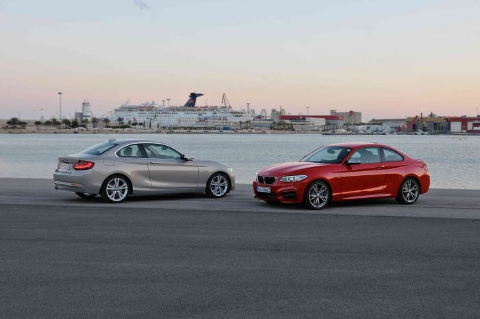 BMW 2-Series Coupe - Surf4cars