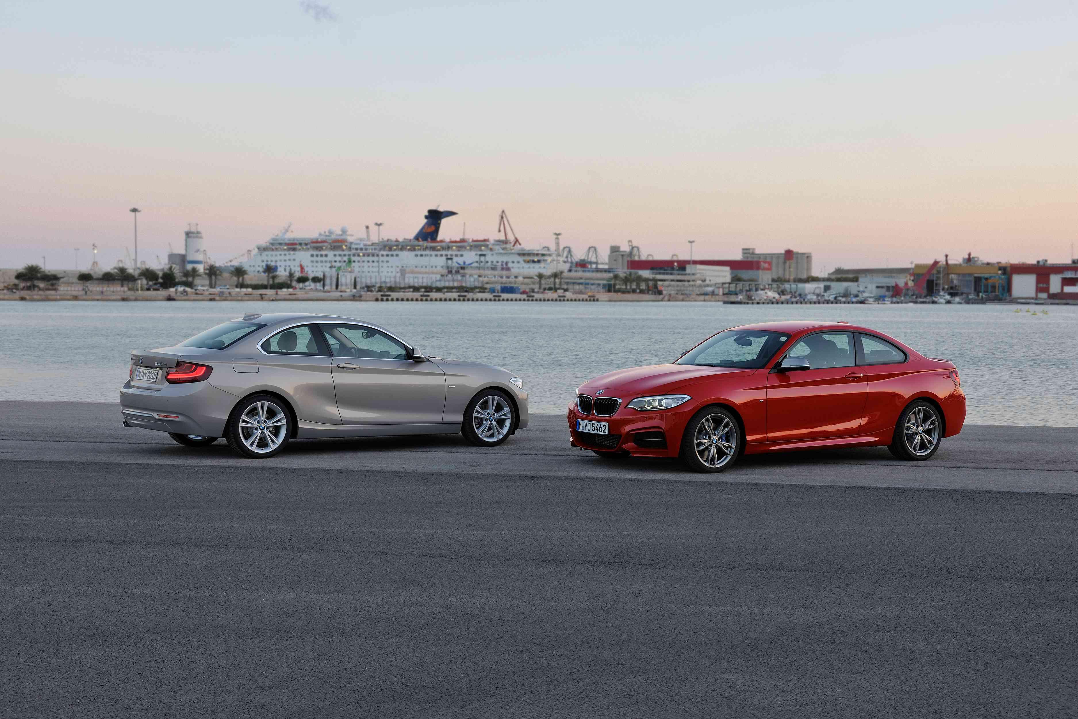 BMW 2-Series Detailed: Latest News - Surf4cars - Surf4cars.co.za ...