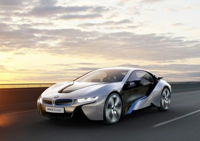 BMW i8 - Surf4cars