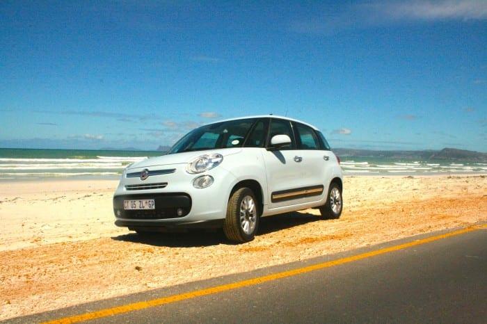 Fiat 500L Beach - Surf4cars