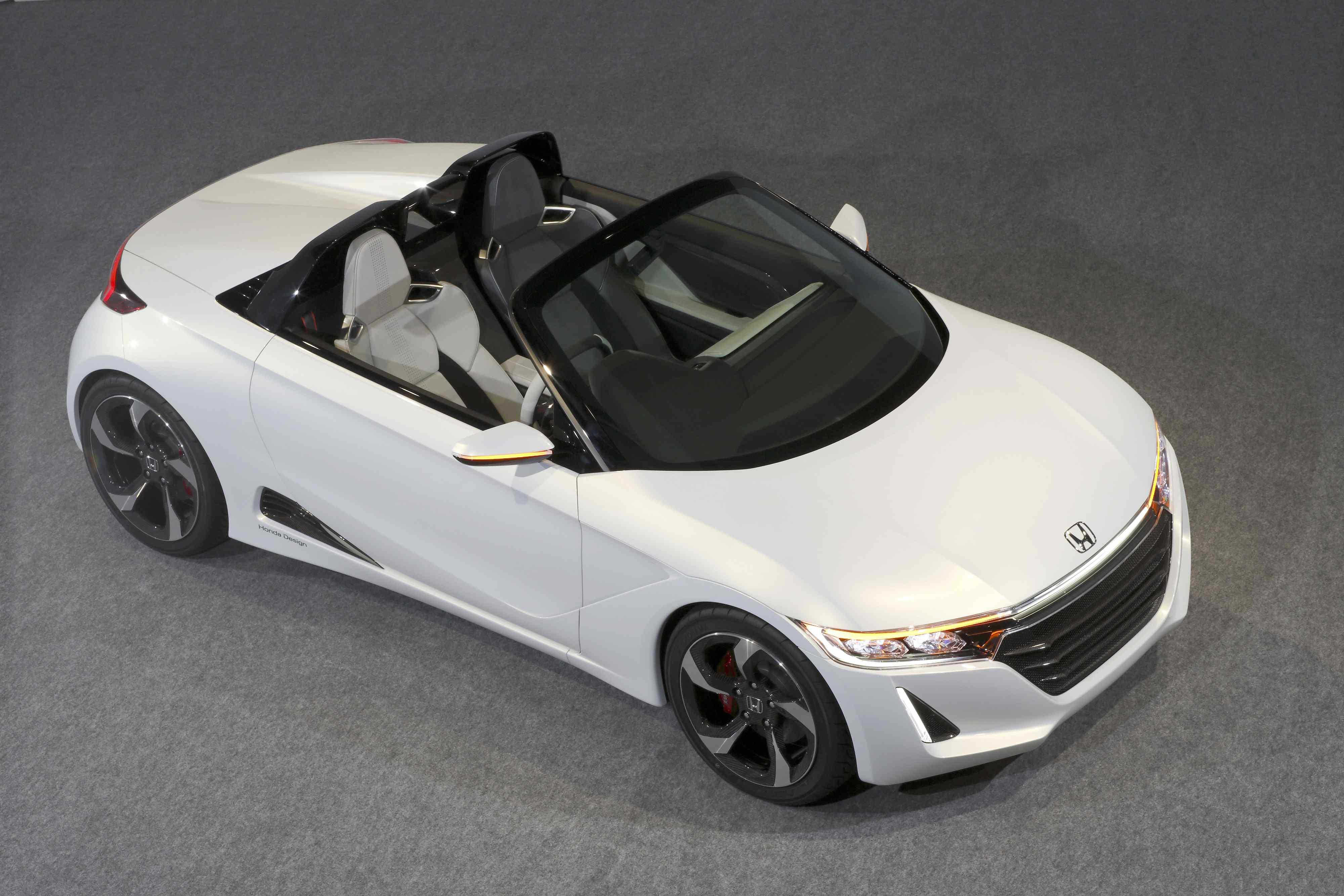 Hot Honda S660 Concept Latest News Surf4cars